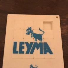 Puzzles: PUZZLE LABERINTO ROMPECABEZAS PUBLICIDAD LEYMA . Lote 148217010