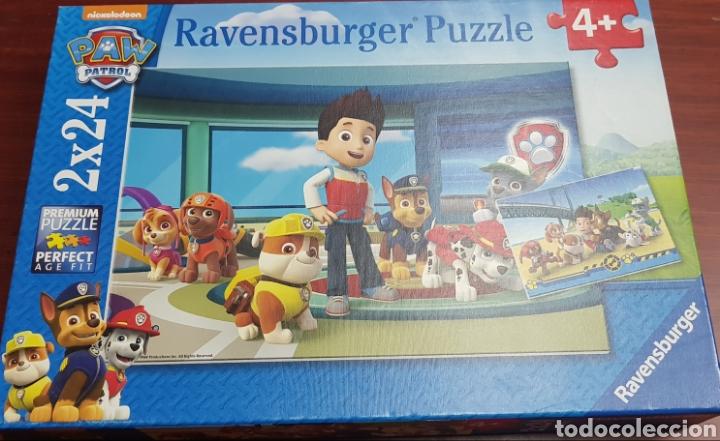 PUZZLE RAVENSBURGER PUZZLE - PATRULLA CANINA - COMPLETO - ARM01 (Juguetes - Juegos - Puzles)