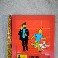 Puzzles: PUZZLE, ROMPECABEZAS DE TINTIN.. Lote 149609682