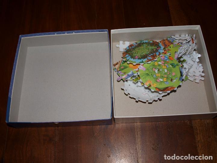 Puzzles: PUZZLE BALL JUNIOR. WINNIE THE POOH. 96 PIEZAS. RAVENSBURGER. 12 CM DIAMETRO. VER FOTOS Y DESCRIPCIO - Foto 6 - 149911854