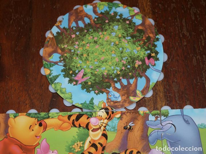 Puzzles: PUZZLE BALL JUNIOR. WINNIE THE POOH. 96 PIEZAS. RAVENSBURGER. 12 CM DIAMETRO. VER FOTOS Y DESCRIPCIO - Foto 8 - 149911854