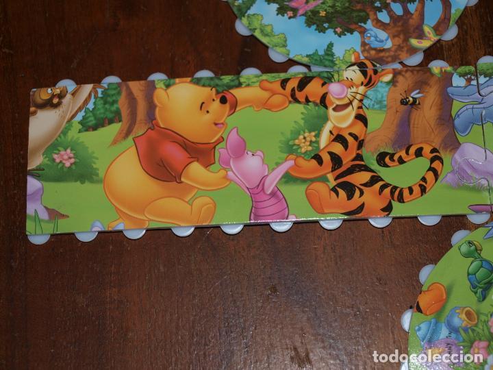 Puzzles: PUZZLE BALL JUNIOR. WINNIE THE POOH. 96 PIEZAS. RAVENSBURGER. 12 CM DIAMETRO. VER FOTOS Y DESCRIPCIO - Foto 9 - 149911854