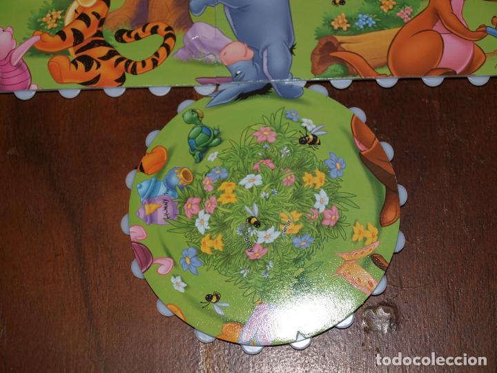 Puzzles: PUZZLE BALL JUNIOR. WINNIE THE POOH. 96 PIEZAS. RAVENSBURGER. 12 CM DIAMETRO. VER FOTOS Y DESCRIPCIO - Foto 11 - 149911854