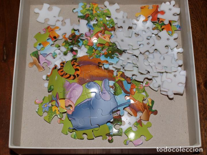Puzzles: PUZZLE BALL JUNIOR. WINNIE THE POOH. 96 PIEZAS. RAVENSBURGER. 12 CM DIAMETRO. VER FOTOS Y DESCRIPCIO - Foto 12 - 149911854
