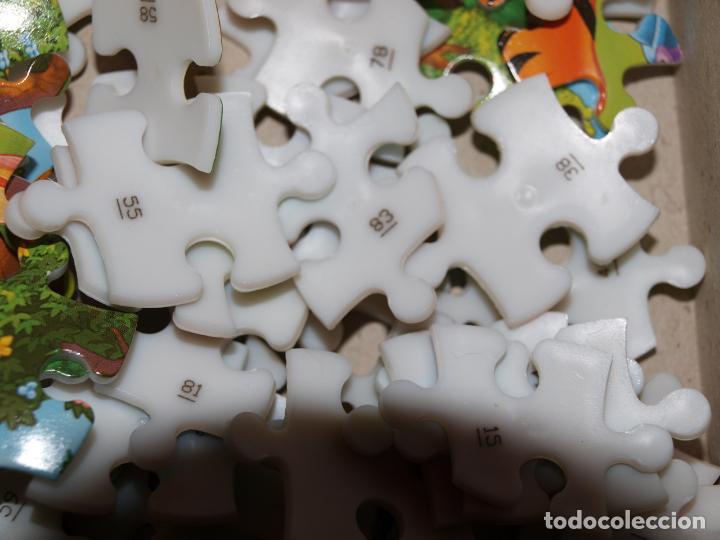 Puzzles: PUZZLE BALL JUNIOR. WINNIE THE POOH. 96 PIEZAS. RAVENSBURGER. 12 CM DIAMETRO. VER FOTOS Y DESCRIPCIO - Foto 13 - 149911854