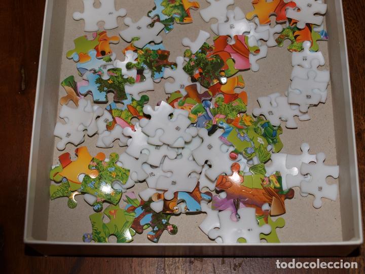 Puzzles: PUZZLE BALL JUNIOR. WINNIE THE POOH. 96 PIEZAS. RAVENSBURGER. 12 CM DIAMETRO. VER FOTOS Y DESCRIPCIO - Foto 19 - 149911854