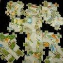 Puzzles: PUZZLE PISTA DIORAMA CIRCUITO URBANO PARA COCHES MICRO MACHINES - 20 PIEZAS CARTÓN DURO ENCAJABLES. Lote 149995802