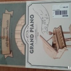 Puzzles: PUZZLE DE MADERA 3D PIANO. Lote 150483918