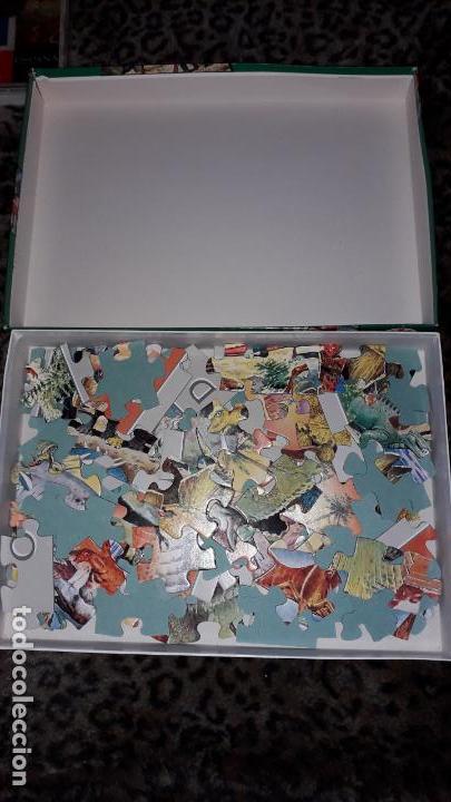 Puzzles: EDUCA PUZZLE DINOSAURS 100 PÌEZAS, PUZZLE ANTIGUO , JUGUETE ANTIGUO - Foto 7 - 150583630