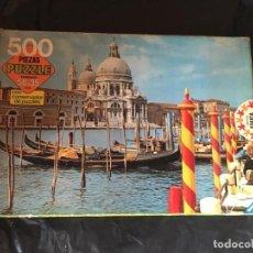 Puzzles: PUZZLE 500 PIEZAS EDUCA AÑOS 80. Lote 151108598