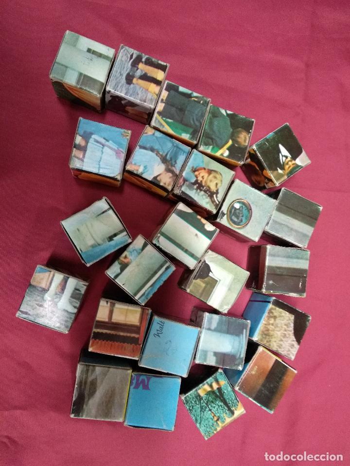 Puzzles: PUZZLE EN CUBOS. MARY POPPINS. WALT DISNEY. EDIGRAF - Foto 9 - 151279558