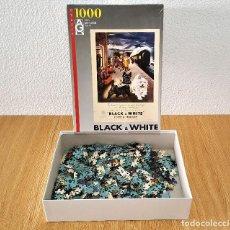 Puzzles: PUZZLE DE 1000 FICHAS BLACK & WHITE - SCOTCH WHISKY. Lote 151316158