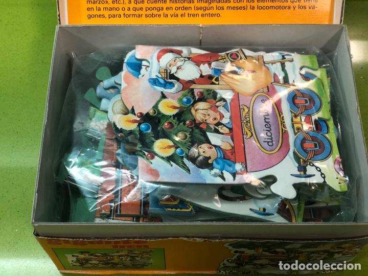 Puzzles: Puzzle tren gigante educa 82 sin usar clementoni cefa ravesburguer diset djeco heye hasbro Feber - Foto 5 - 104099534
