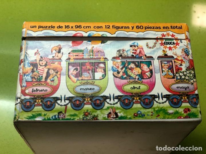 Puzzles: Puzzle tren gigante educa 82 sin usar clementoni cefa ravesburguer diset djeco heye hasbro Feber - Foto 7 - 104099534