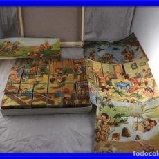 Puzzles: ROMPECABEZAS O PUZZLE ANTIGUO DE CARTON. Lote 151536834