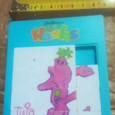 Puzzles: PUZZLE LABERINTO BOCATTA. Lote 151667938
