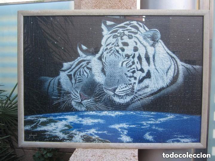 Puzzles: puzzle 1500 piezas enmarcado - Foto 2 - 151933546