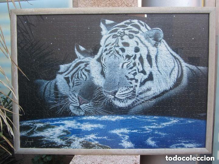 Puzzles: puzzle 1500 piezas enmarcado - Foto 3 - 151933546