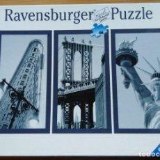 Puzzles: PUZZLE RAVENSBURGER (NUEVA YORK) (3X500 PIEZAS).. Lote 152188962