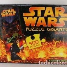 Puzzles: PUZZLE 400: STAR WARS - PUZZLE GIGANTE (CAPRABO) FALTA UNA PIEZA. Lote 95923078