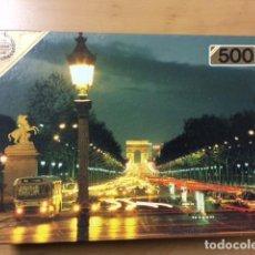 Puzzles: PUZZLE FALCON 500 PIEZAS, ABIERTO PERO COMPLETO. Lote 152650942