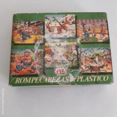 Puzzles: ROMPECABEZAS JEFE. Lote 153218466