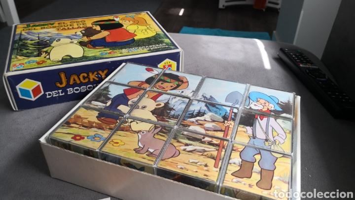 Puzzles: Rompecabezas Jacky el oso bosque de Tallac - Foto 3 - 155610269