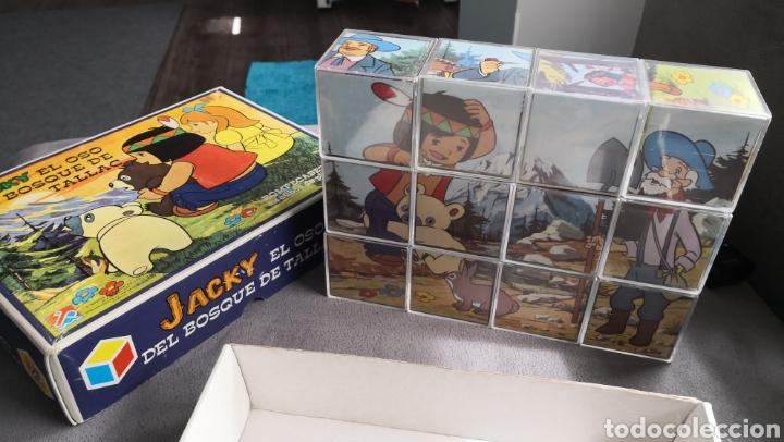 Puzzles: Rompecabezas Jacky el oso bosque de Tallac - Foto 4 - 155610269