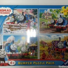 Puzzles: PUZZLE RAVENSBURGER 4X42 PCS, 4 AÑOS. Lote 155768620