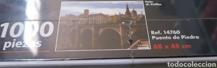 Puzzles: Educa puzzle logroño - 1000 - precintado - arm01 - Foto 2 - 155867384
