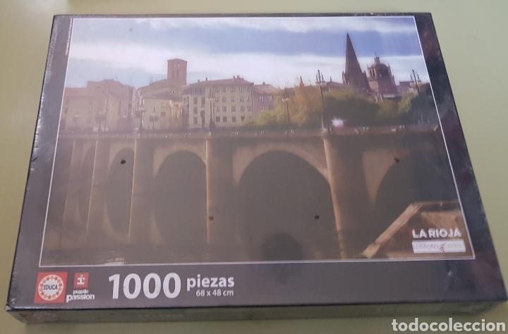 EDUCA PUZZLE LOGROÑO - 1000 - PRECINTADO - ARM01 (Juguetes - Juegos - Puzles)