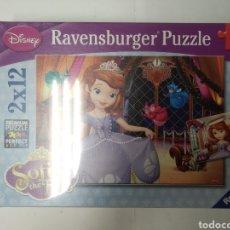 Puzzles: 2 PUZZLES RAVENSBURGER, 2X12 PCS, 3 AÑOS.. Lote 155900694