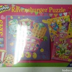 Puzzles: 3 PUZZLES RAVENSBURGER, 3X49 PCS, 5 AÑOS.. Lote 155901384
