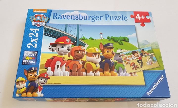 Puzzles: PUZZLE RAVENSBURGER PUZZLE - PATRULLA CANINA - COMPLETO - ARM01 - Foto 1 - 157292754