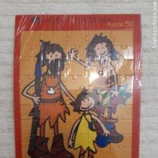 Puzzles: PUZZLE INFANTIL MUSEO DE ALTAMIRA PRECINTADO. Lote 157718022
