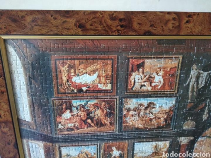 Puzzles: Bonito puzzle enmarcado,motivo:pintores famosos de la historia - Foto 2 - 158135045