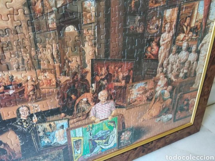 Puzzles: Bonito puzzle enmarcado,motivo:pintores famosos de la historia - Foto 5 - 158135045