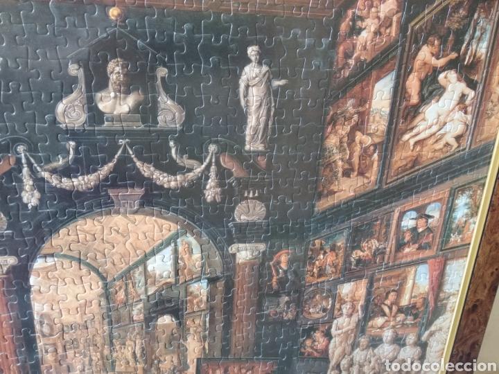 Puzzles: Bonito puzzle enmarcado,motivo:pintores famosos de la historia - Foto 6 - 158135045
