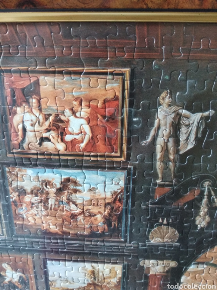 Puzzles: Bonito puzzle enmarcado,motivo:pintores famosos de la historia - Foto 8 - 158135045