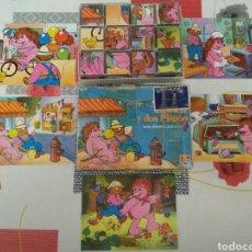 Puzzles: PUZZLE CUBOS VINTAGE. Lote 159037398