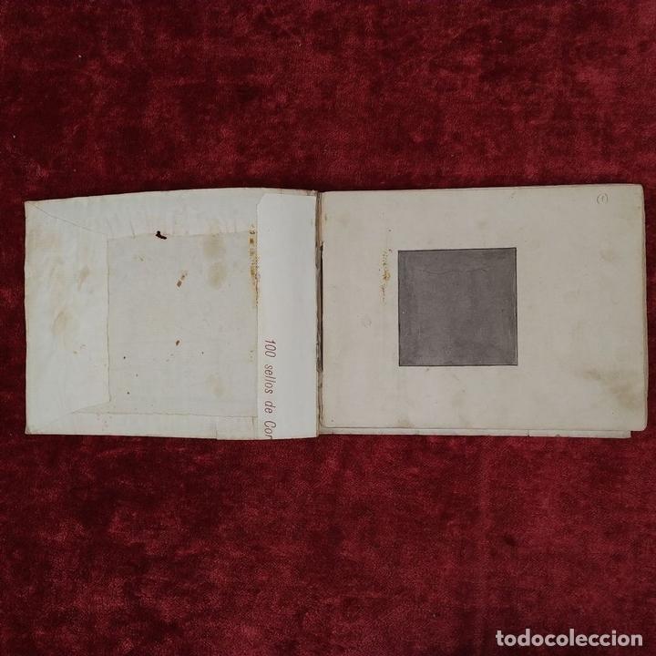 Puzzles: JUEGO DE LAS 7 PIEZAS O ROMPE-CABEZAS. ACUARELA. MANUSCRITO. ESPAÑA. FIN SIGLO XIX - Foto 9 - 159504382