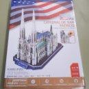 Puzzles: CATEDRAL DE SAN PATRICIO - CUBIFUN - PUZZLE 3D - PRECINTADO SIN ABRIR - ARM01. Lote 159576230