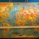 Puzzles: EL MUNDO Y SUS PAISES PUZZLE . Lote 160520122