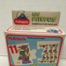 Puzzles: JUEGO 24 PUZZLE LOS PITUFOS DE PLAYSKOOL. Lote 160553190