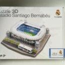 Puzzles: PUZZLE 3D SANTIAGO BERNABEU, REAL MADRID.. Lote 160581714
