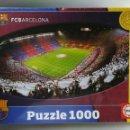 Puzzles: PUZZLE OFICIAL NOU CAMP, F. C. BARCELONA A ESTRENAR.. Lote 160581926