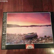 Puzzles: PUZLE DE 2000 PIEZAS EDUCA. Lote 160858454