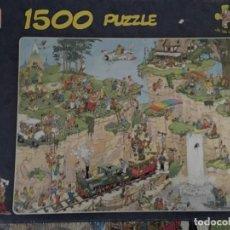 Puzzles: PUZZLE PUZLE 1500 PIEZAS COMPLETO. Lote 160922078