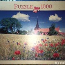 Puzzles: PUZZLE PUZLE 1000 PIEZAS COMPLETO. Lote 160922278