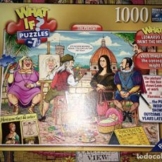 Puzzles: PUZZLE PUZLE 1000 PIEZAS COMPLETO. Lote 160922390